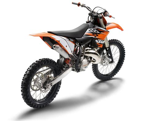 2007 Ktm 125 Sx Specs 2010 Ktm 125 Sx Pics Specs And Information