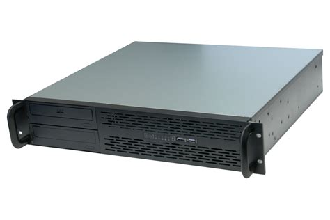 Rack Mount Drive Chassis by Rm 2231 15 25 In Micro Atx 2u Rackmount Fits