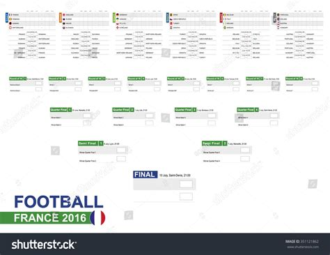 Calendario Z Cup 2016 Football 2016 2016 Match Schedule All Matches Time