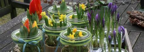 Blumen Im Einmachglas by Deko Tu Shop Fr 252 Hling Ostern