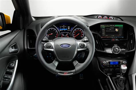Steering Wheel For Ford Focus 2014 Ford Focus St Dash Steering Wheel View Photo 26