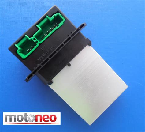 valeo fan resistor genuine valeo heater blower resistor citroen c2 c3 c5 6441l2 6441 l2 509355 ebay