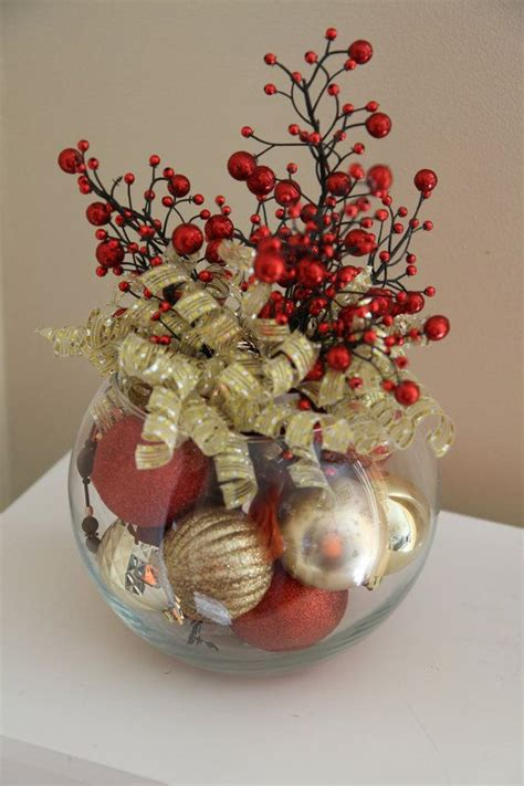259 best christmas centerpiece ideas images on pinterest