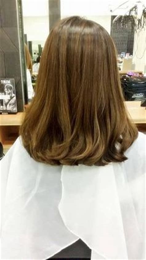rebonding hair short cut 1000 images about volume rebonding on pinterest korean