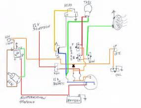 suzuki ts 185 wiring diagram harley davidson touring