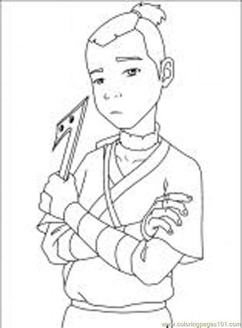 Avatar Printable Coloring Pages Az Coloring Pages Avatar Azula Coloring Pages