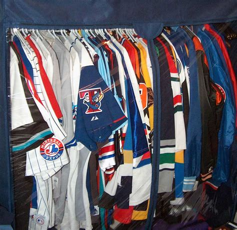 Sports Closet by The Beginning Of An Obsession Turned Collection Chris