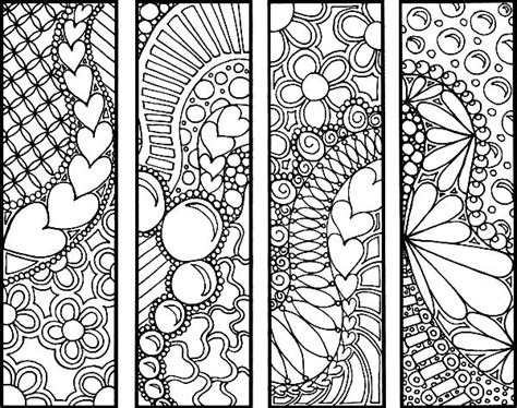 coloring pages for bookmarks bookmark coloring pages az coloring pages