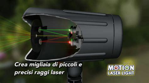 illuminazione laser proiettore laser natalizie