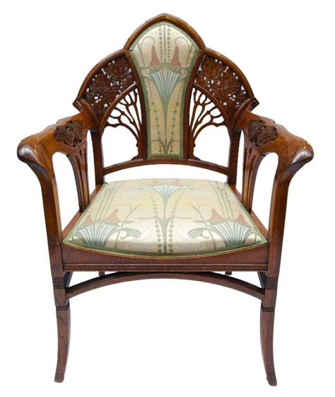 art nouveau couch art nouveau furniture art nouveau furniture pinterest