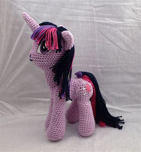 amigurumi pattern my little pony 1000 images about crochet my little pony on pinterest