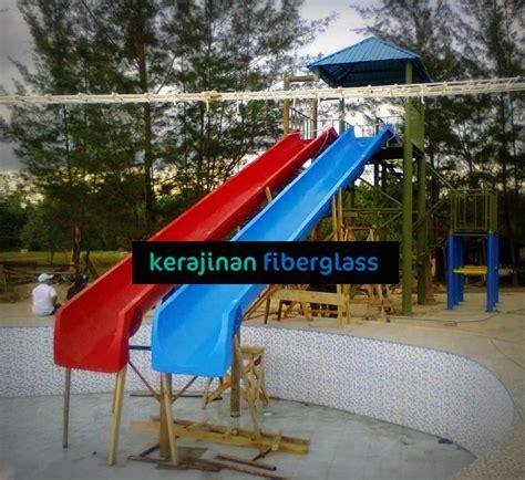 Mainan Kolam Water Sl83118 perosotan kolam renang air waterboom fiber harga murah