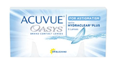 Acuvue Oasys for Astigmatism |Discount Contact Lenses ...