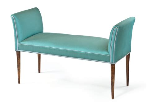 turquoise leather bench turquoise leather bench 28 images haven bench in