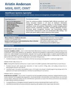 Health System Specialist Sle Resume by Sles Executive Resumes Professional Cvs Career Change Executive Resume Services