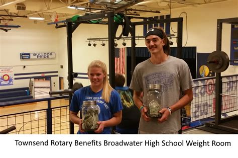 high school weight room fall benefits the broadwater high school weight room montana s premier festival