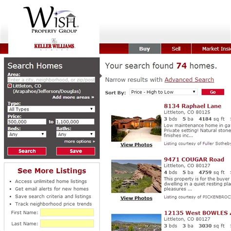we now offer access to the colorado metrolist 174 mls