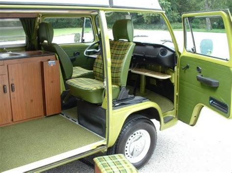 volkswagen van original interior 17 best images about 1978 westfalia on pinterest