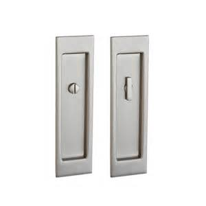 baldwin large santa style mortise pocket door lock