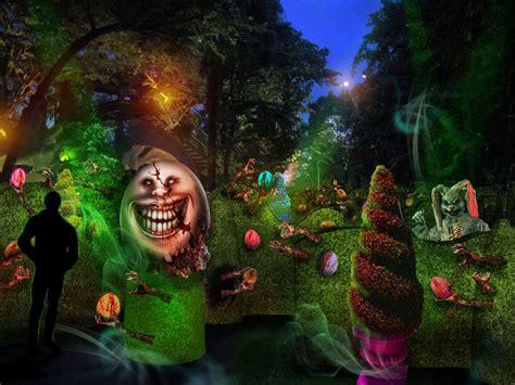 halloween horror nights  brings  ld fantasies