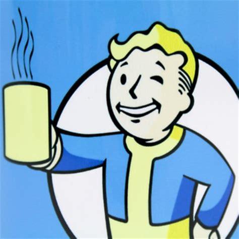 fallout 4 vault boy mascot tee glitch gear glitchgear com official fallout mug vault boy merchandise accessories