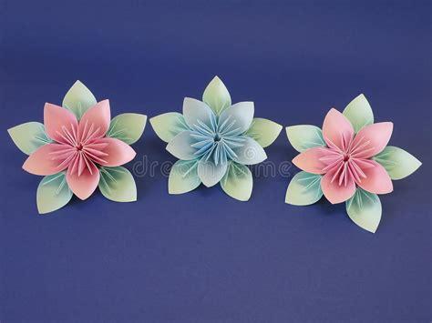imagenes de flores origami flores de origami foto de stock imagem de papel 225 sia