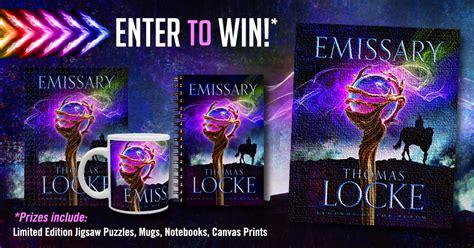 Enter The Sweepstakes - enter the emissary sweepstakes thomas locke