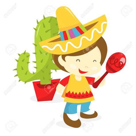 mexican boy clipart   cliparts  images  clipground