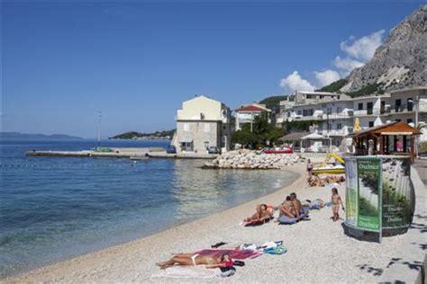 affitto croazia sul mare vacanze in makarska croazia appartamenti in affitto