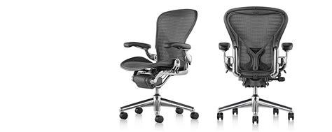 Aeron Chair Manual by Aeron Office Chair Herman Miller