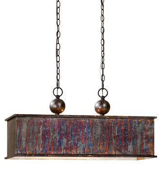 Uttermost Albiano Rectangle 2 Light Pendant Uttermost Albiano Rectangle 2 Light Pendant Lighting Ls For The Home Macy S