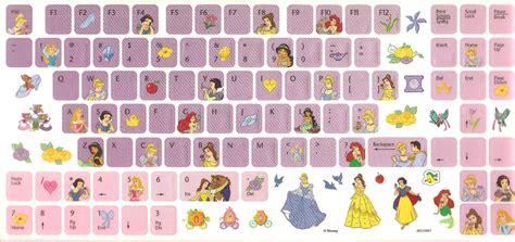 printable keyboard stickers 1 day giveaway disney princess keyboard stickers