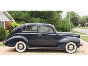 1940 Ford Deluxe 1940 Ford Deluxe For Sale Classiccars Cc 706151