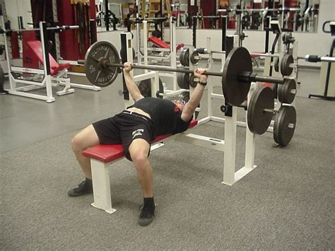 bench press workout chest workout barbell bench press train body and mind