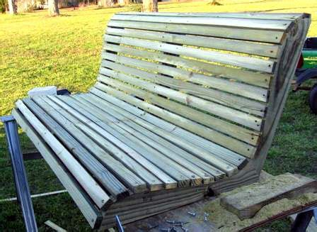 build a porch swing frame how to build a porch swing