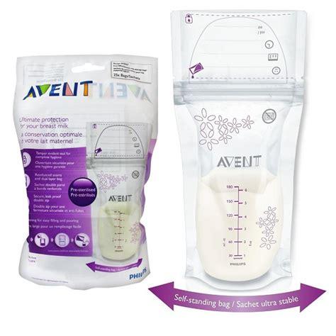 Perbedaan Kulkas Khusus Freezer avent breastmilk storage bag kantong asi murah