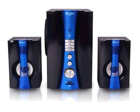 Speaker Multimedia Gmc 887d harga speaker aktif gmc 888g terbaru
