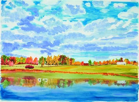 Beautiful Landscape Paintings Mafiamedia Beautiful Landscape Paintings