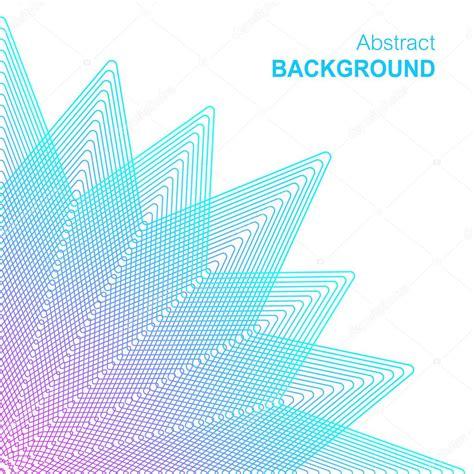imagenes abstractas lineales fondo colorido flor abstracta en estilo lineal l 237 neas