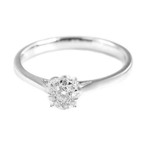Cincin Emas Berlian 047 Ct jual lino s1703010080 vvs cincin berlian emas putih 18k harga kualitas terjamin
