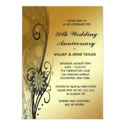 50th anniversary invitation templates free 50th wedding anniversary invitations templates 50th