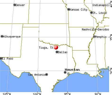 tioga texas map tioga texas tx 76271 profile population maps real estate averages homes statistics