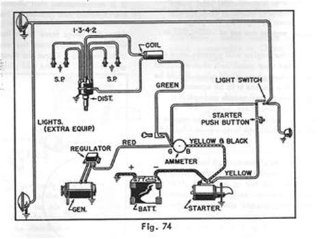 mey ferguson 135 alternator wiring diagram mey free