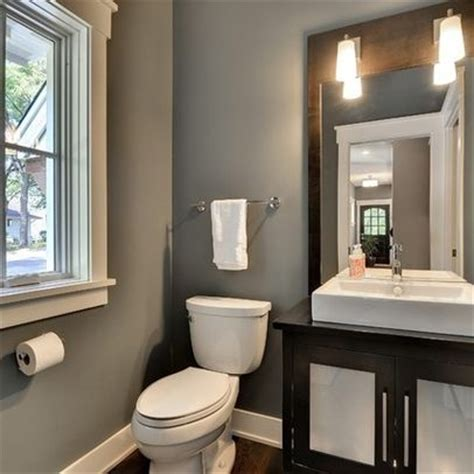 quot mindful gray quot benjamin tmbr paint - Mindful Gray Bathroom
