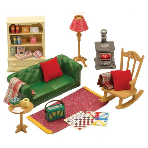 Sylvanian Living Room Set Sylvanian Families Deluxe Enchanting Sylvanian Families Living Room Set Home Design Ideas