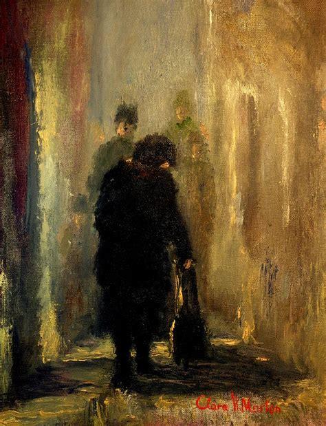 Darkness At Noon darkness at noon painting by clara h marton