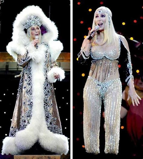 Cher Wardrobe by Cher S Tour Wardrobe Is Rather Outrageous Cher