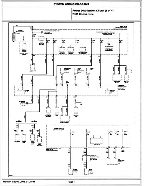 for a 1995 honda accord window switch wiring diagram