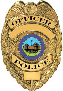 free police badge clipart 3 pictures clipartix