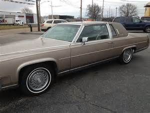 Cadillac Fleetwood Coupe For Sale Find Used 1985 Cadillac Fleetwood Brougham Coupe 2 Door 4